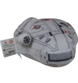 IMPORTS DRAGON PELUCHE STAR WARS - FAUCON MILLENIUM