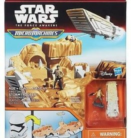 IMPORTS DRAGON STAR WARS MICRO MACHINE - STAND TROOPERS