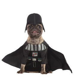 RUBIES COSTUME POUR ANIMAUX - STAR WARS - DARTH VADER