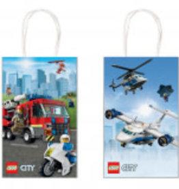 Amscan SACS EN PAPIER - LEGO CITY (8)
