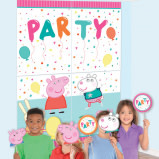 Amscan ACCESSOIRES PHOTO BOOTH - PEPPA PIG