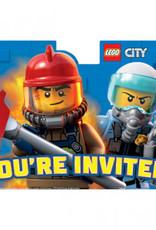 Amscan Copy of INVITATIONS - BATMAN LEGO (8)