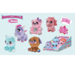 IMPORTS DRAGON PELUCHES SQUEEZANIMALS - ASSORTIES