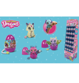 IMPORTS DRAGON JOUETS - BABY GEMMY DRAGONS