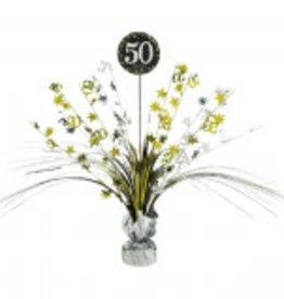 Amscan CENTRE DE TABLE- 50ANS