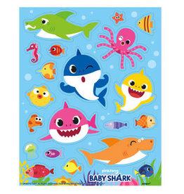 Unique *AUTOCOLLANTS (80) - BABY SHARK