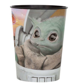 Unique Copy of VERRE PLASTIQUE 16OZ - STAR WARS