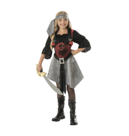 RUBIES COSTUME ENFANT FILLE - PIRATE DES MERS