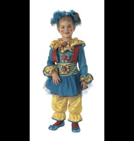 RUBIES COSTUME ENFANT - DOTTY LE CLOWN