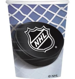 Amscan 9 OZ. CUP NHL - ICE TIME!