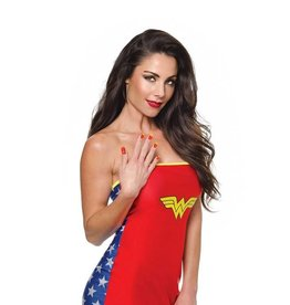 RUBIES FAUX ONGLES WONDER WOMAN