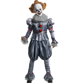 RUBIES COSTUME ADULTE - IT CHAPITRE 2: PENNYWISE GRAND HERITAGE