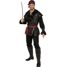 RUBIES COSTUME ADULTE PIRATE DELUXE