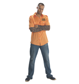 RUBIES COSTUME ADULTE PRISONNIER -