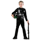 RUBIES COSTUME ENFANT TEAM S.W.A.T
