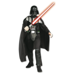 RUBIES COSTUME ADULTE - STAR WARS - DARTH VADER DELUXE