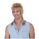 WESTBAY PERRUQUE HAUTE GAMME WESTBAY - MULLET - BLOND MIEL