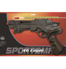 PARRIS TOY GUNS *PISTOLET 45 EAGLE