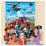 Amscan ACCESOIRE DE PHOTOBOOT -LEGO CITY