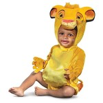 Disguise COSTUME BAMBIN LE ROI LION - SIMBA