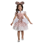 Disguise *COSTUME POUR BAMBIN MINI MOUSE ROSE GOLD