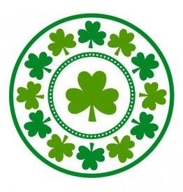 Amscan Assiettes 7'' Saint-Patrick