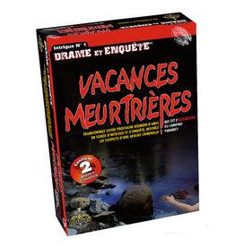 GLADIUS JEUX MEURTRE & MYSTÈRE - VACANCES MEURTRIÈRE