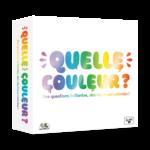 RANDOLPH JEUX DE SOCIÉTÉ - QUELLE COULEUR?