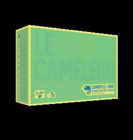 RANDOLPH JEUX DE SOCIÉTÉ - LE CAMELEON