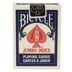 ASMODEE BICYCLE DECK JUMBO INDEX PLAYING CARDS