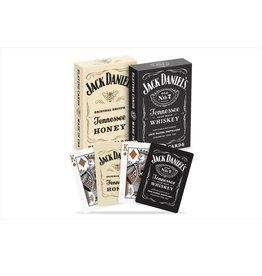ASMODEE JEUX DE CARTES - BICYCLE JACK DANIELS BLACK/HONEY