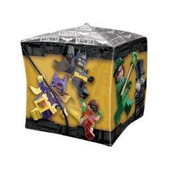 Qualatex BALLON CUBEZ LEGO BATMAN