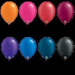 PARTY SHOP BALLON LATEX 11PO COULEURS PERLÉS #1 :