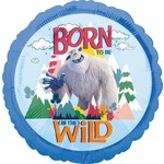 Anagram BALLON MYLAR 18PO - BORN TO BE WILD