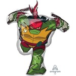 Anagram BALLON MYLAR SUPERSHAPE - TMNT RAPHAEL