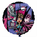 Anagram BALLON MYLAR 18PO - MONSTER HIGH