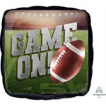 Anagram BALLON MYLAR 18PO - FOOTBALL GAME ON