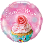 Anagram BALLON MYLAR 18PO - SWEET MOM