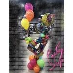 PARTY SHOP MONTAGE BALLONS #43 - MAGNIFICO TROLLS