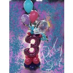 PARTY SHOP BALLOON BOUQUET #45 - MAGNIFICO 3