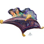 Anagram BALLON MYLAR SUPERSHAPE - ALADDIN