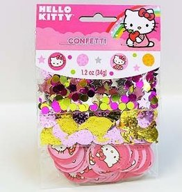 Amscan CONFETTIS HELLO KITTY