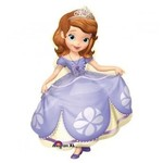 "Anagram BALLON MYLAR SUPERSHAPE - 35"" PRINCESSE SOFIA"