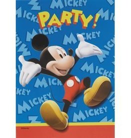 Unique INVITATIONS MICKEY MOUSE (8)