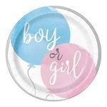 Unique ASSIETTES 9PO - BOY OR GIRL (8)
