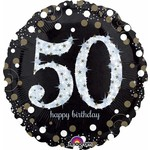 Anagram BALLON MYLAR SUPERSHAPE - 50 ANS JUMBO