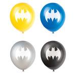 Unique SAC DE 8 BALLONS - BATMAN
