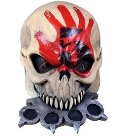 TRICK OR TREAT STUDIOS TT STUDIO - MASQUE ''KNUCKLE HEAD'' 5 FINGER DEATH PUNCH