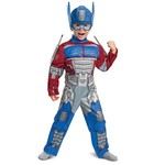 Disguise COSTUME BAMBIN - TRANSFORMERS - OPTIMUS PRIME EG