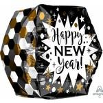 Anagram *BALLON MYLAR ANGLEZ HAPPY NEW YEAR